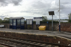 170928 Heighington Railway Station