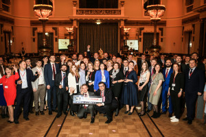 1807 TT Club 50th Anniversary Dinner in Moscow