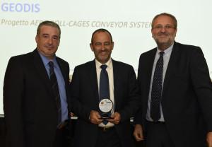 181029 Canova - Da Pra - Luigi Terzi (Logistics Awards presentation)