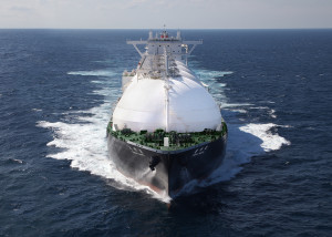 ENSHU MARU LNG Carrier Aug18