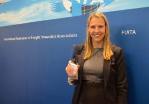 FWC 2013 Overall Winner Janna Van Burgeler
