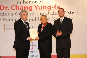 Germany Honors Evergreen Group Chairman Dr Y F Chang #2