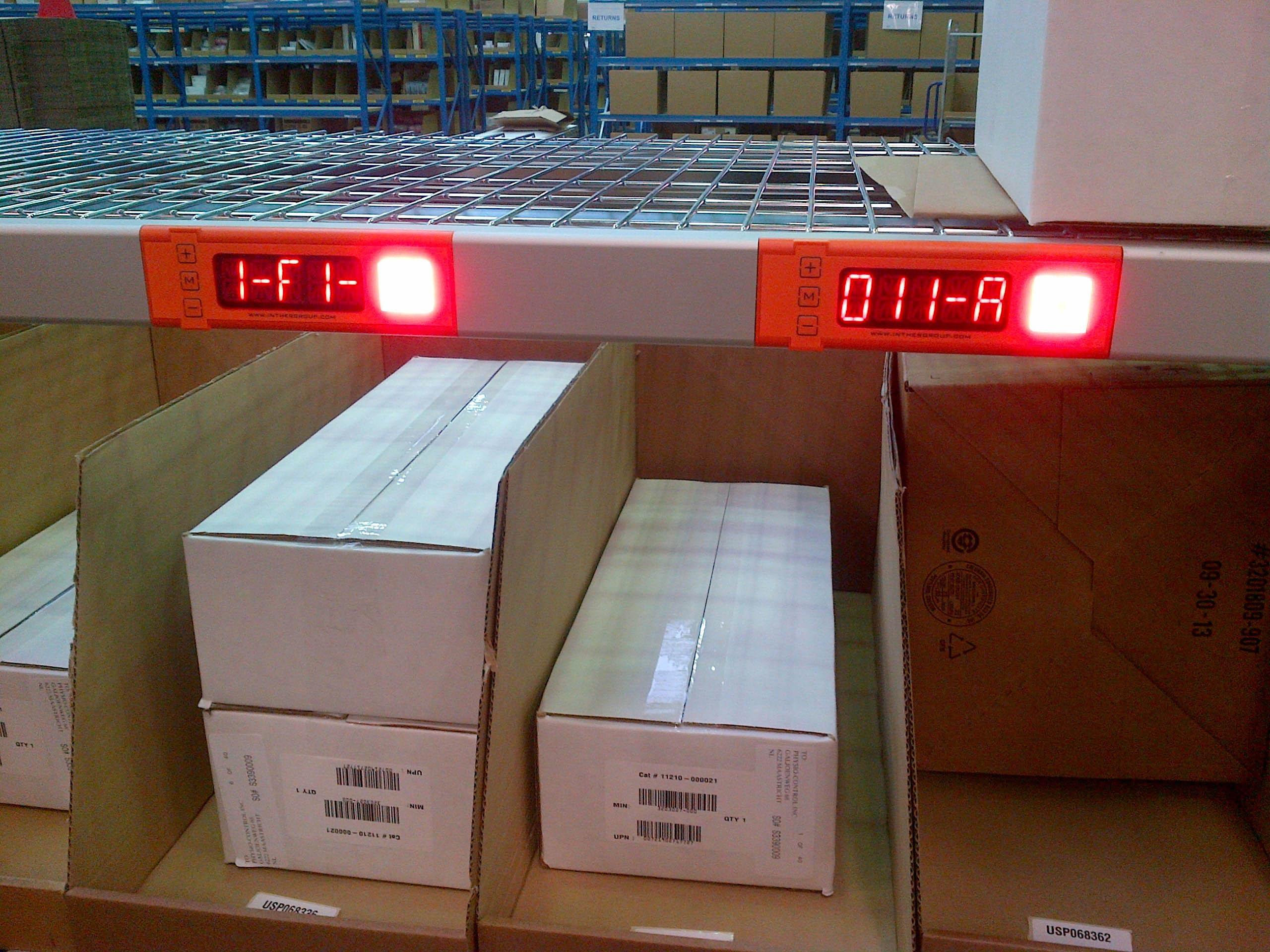 U0027Pick To Light Cartsu0027 Set To Improve Order Productivity