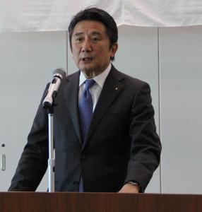 President Eizo Murakami