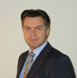 Martijn Tasma as National Sales Manager, Geodis Wilson